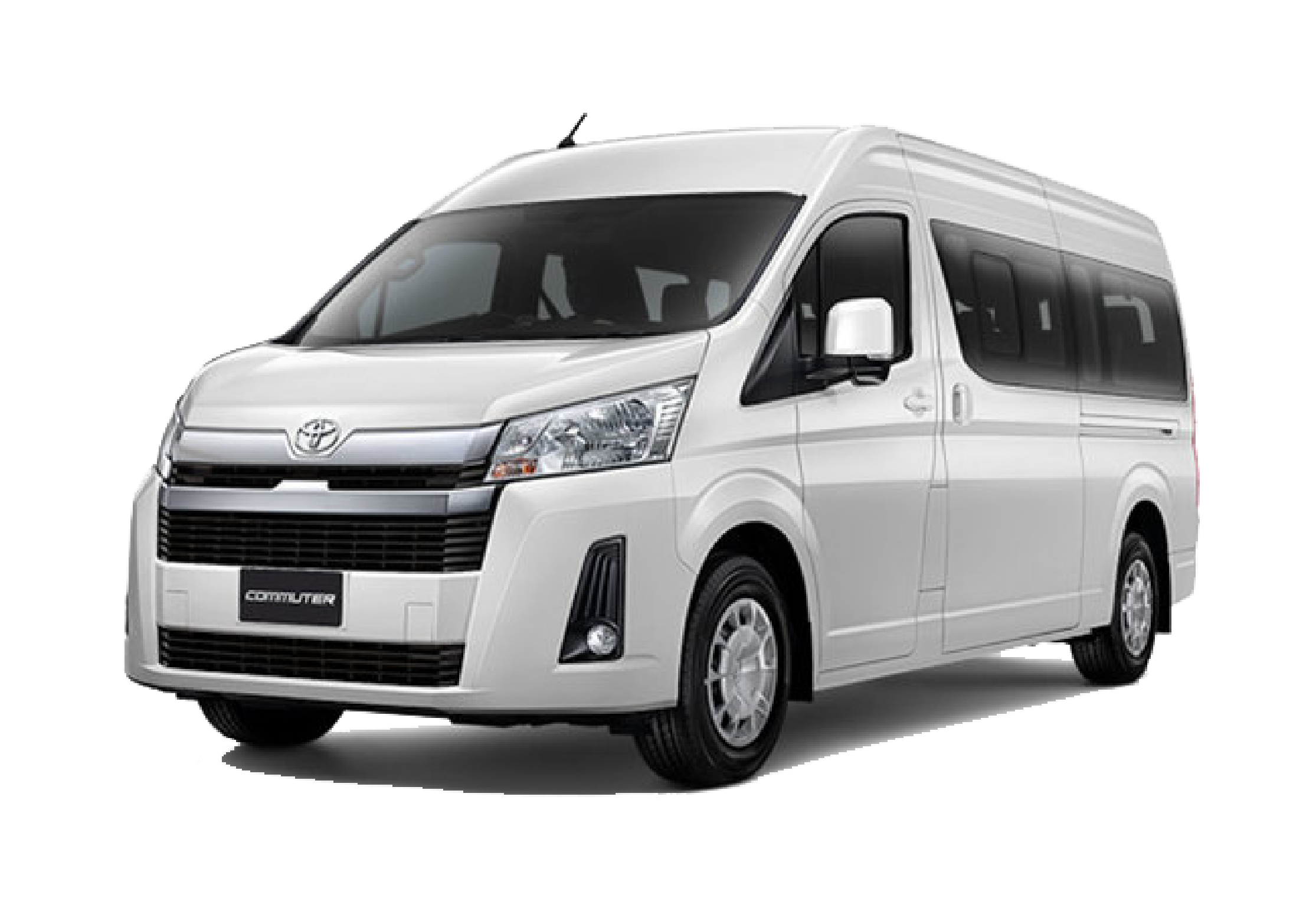 MICRO BUS CLASS COMMUTER2019 เนื้อหา